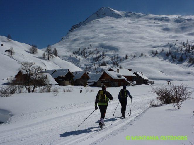 Bautismo esquí de fondo-Pirineo Aragonés