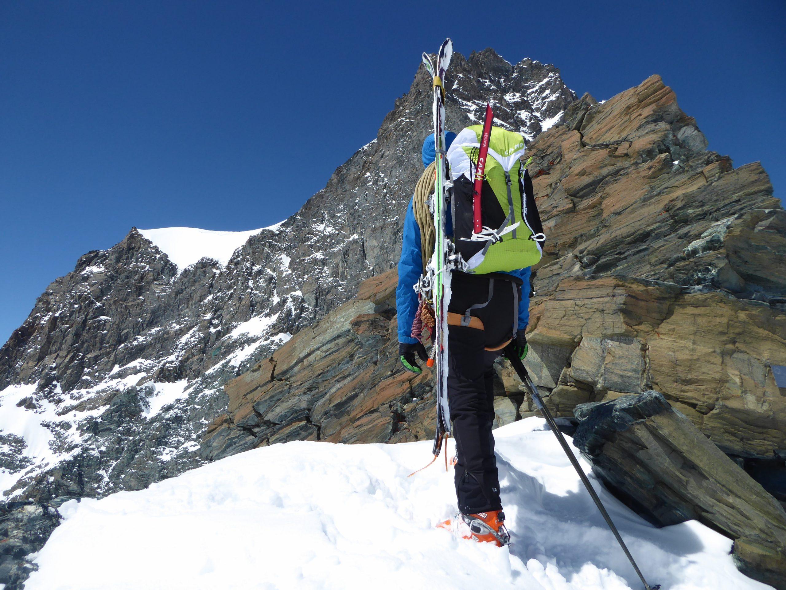 Orltes-Cevedale: esquí de montaña en el Tirol del Sur