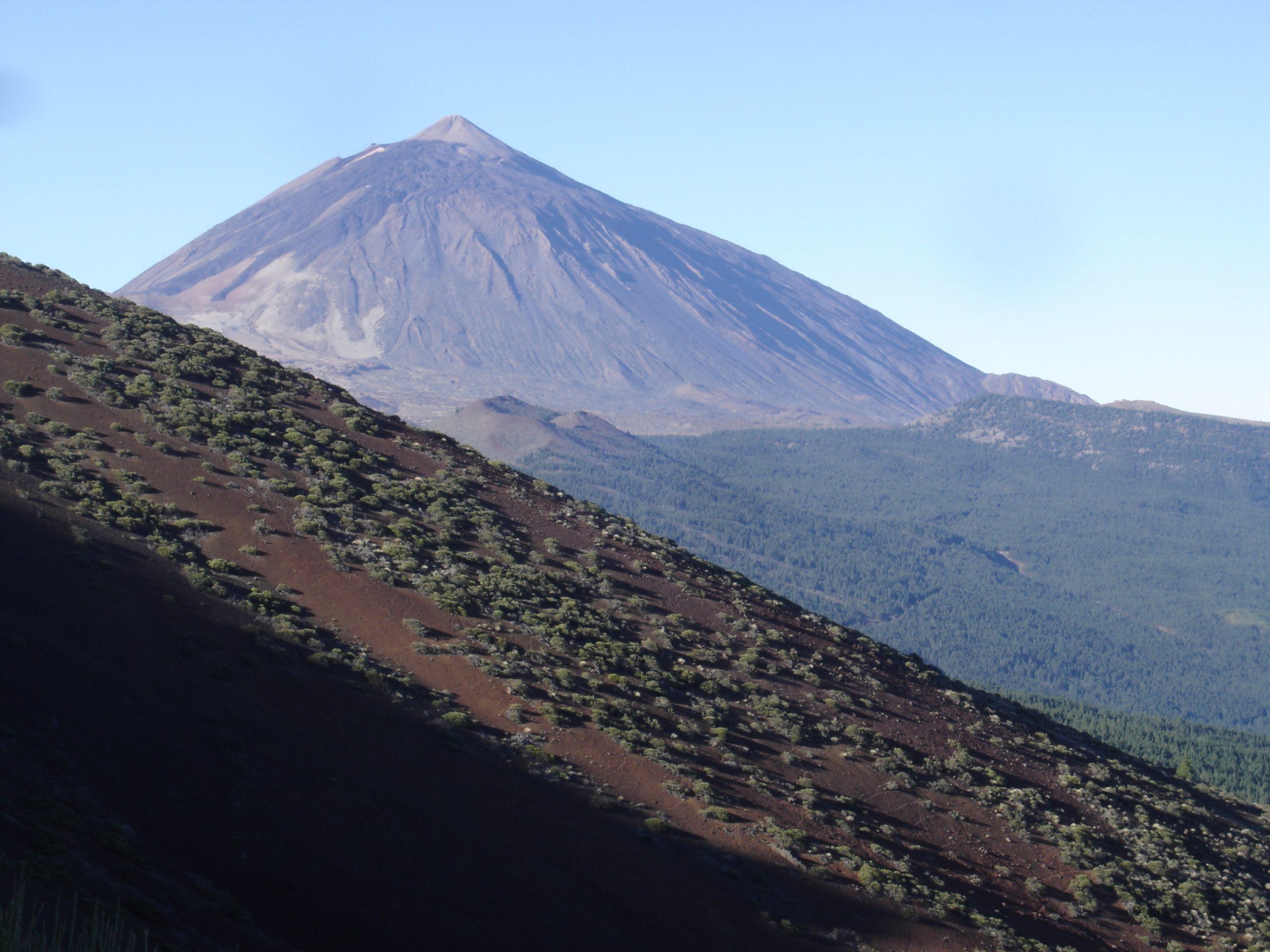 Ascensión al Teide. Tenerife, Islas Canarias