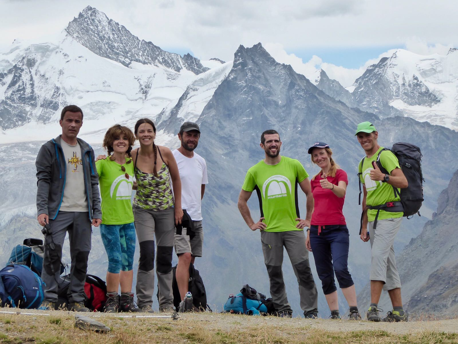 Chamonix Zermatt: el trekking soñado