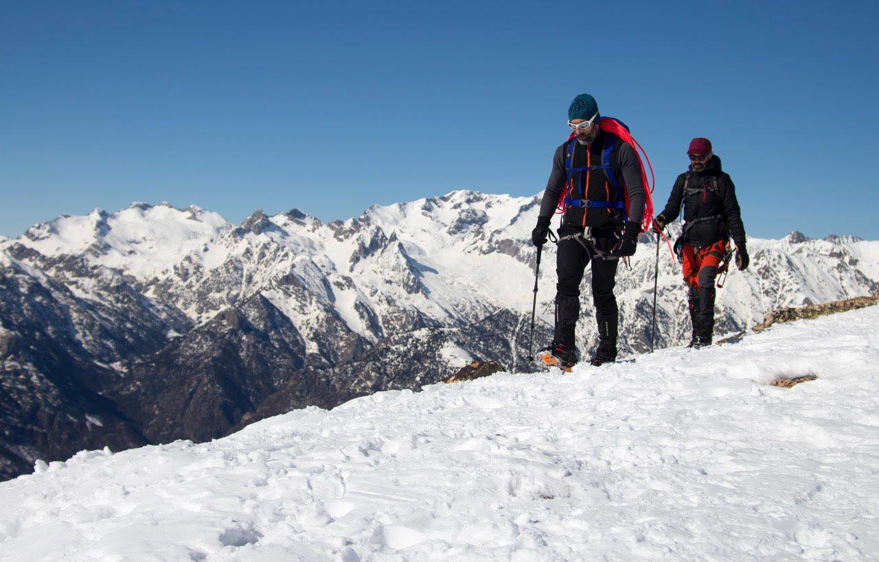 Curso de Alpinismo. Nivel 2 (Avanzado), Sierra Nevada