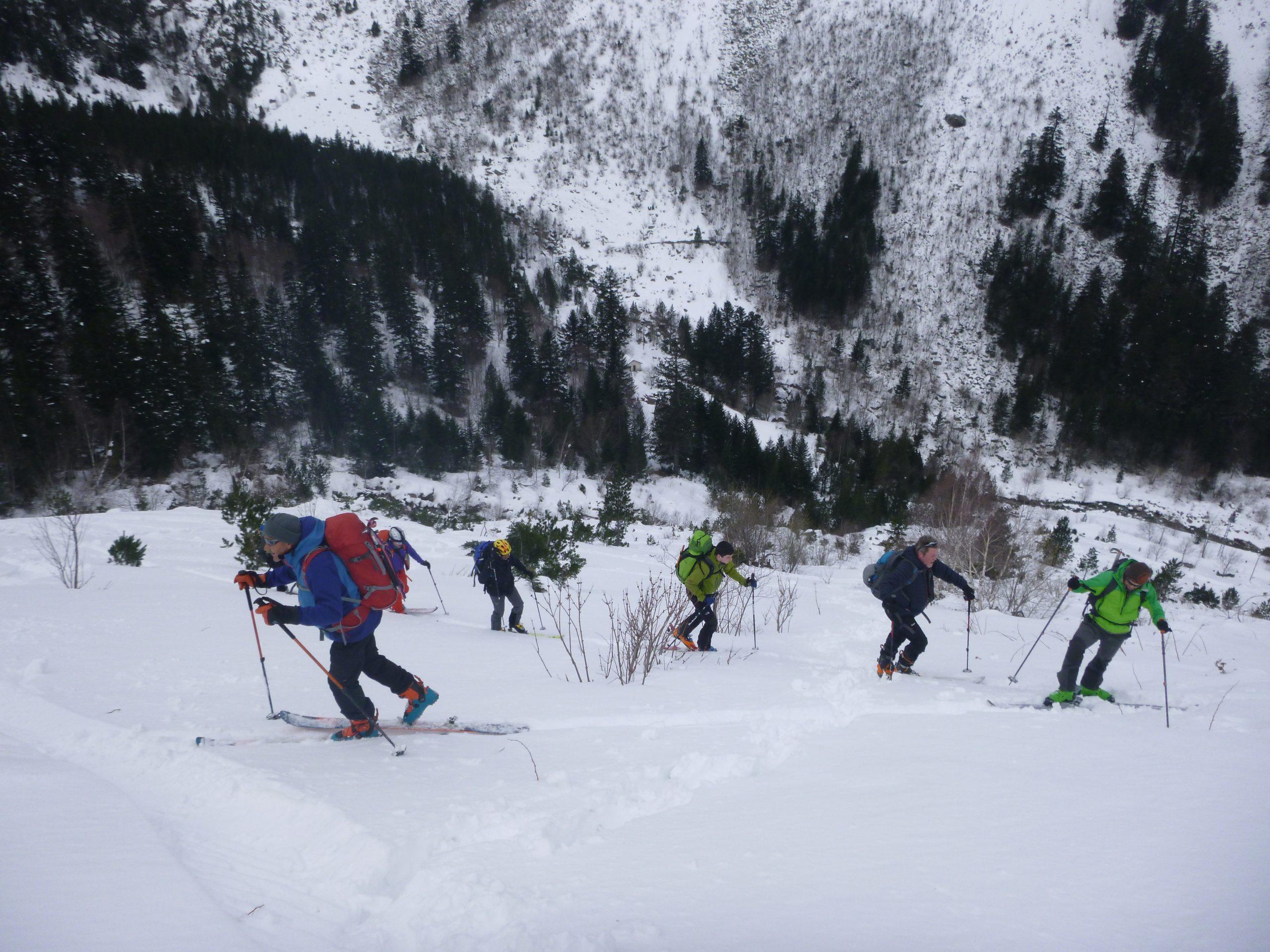 Curso de esquí de montaña. Nivel 2  (Avanzado)-Pirineo Catalán