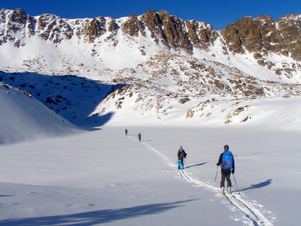 Curso de esquí de montaña. Nivel 2 (Avanzado)-Andorra