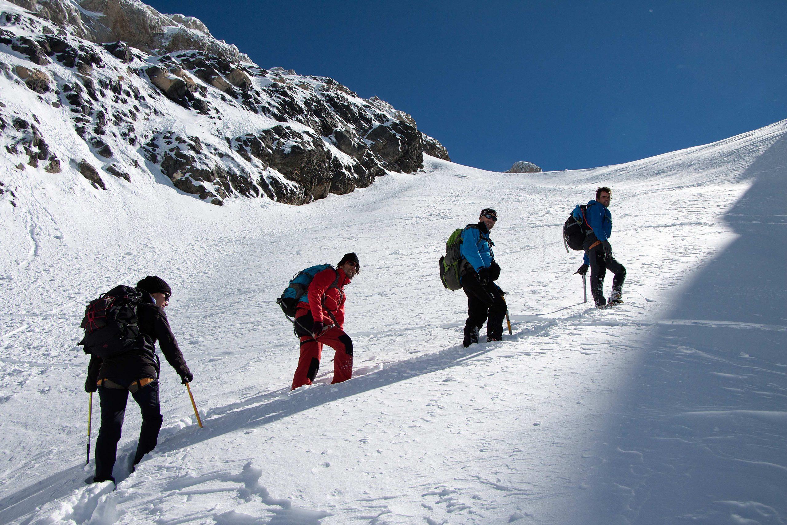 Ascenso al Monte Perdido. Parque Nacional de Ordesa y Monte Perdido