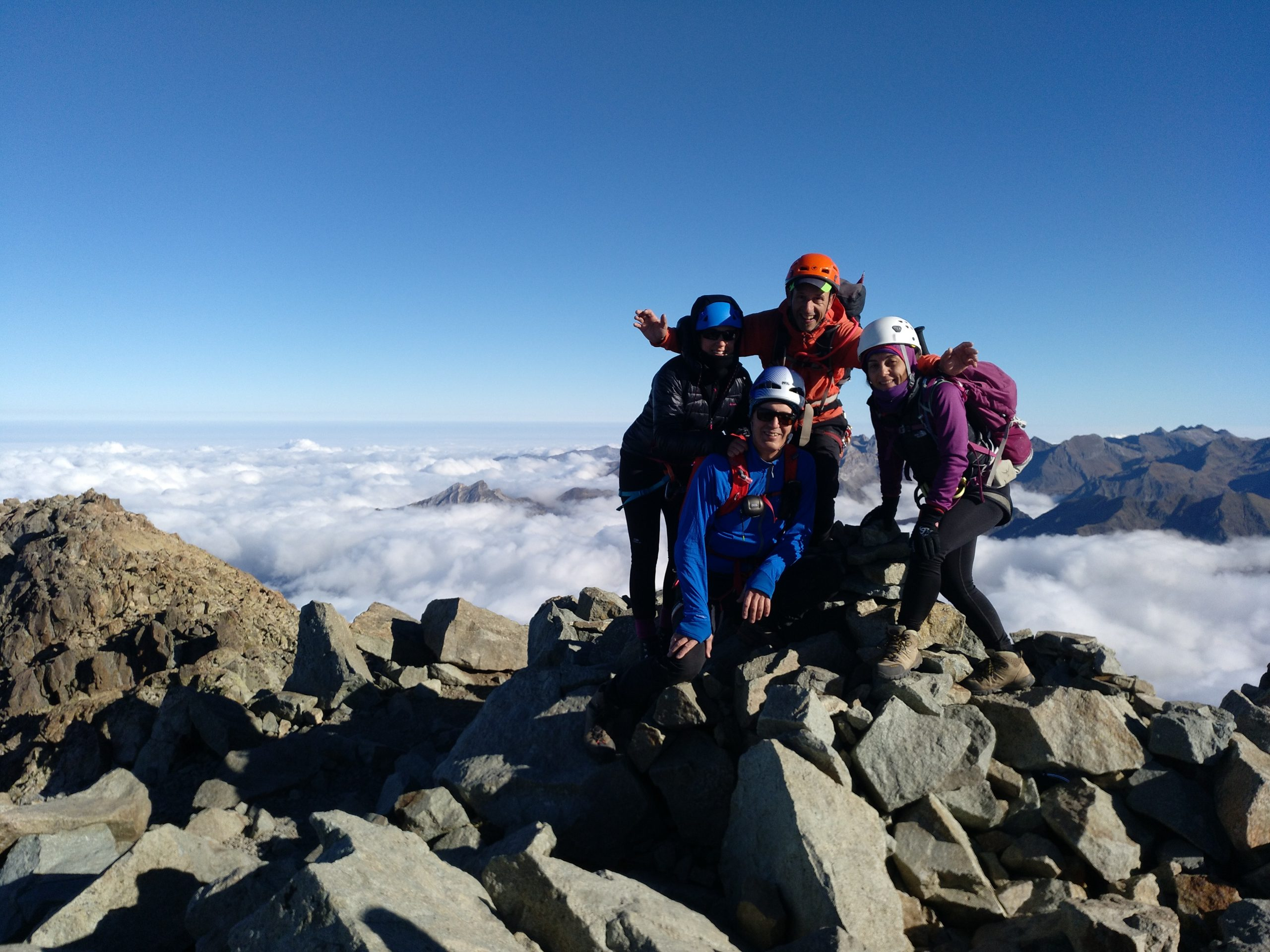 Ascenso al Midi d´Ossau (2.884 m)
