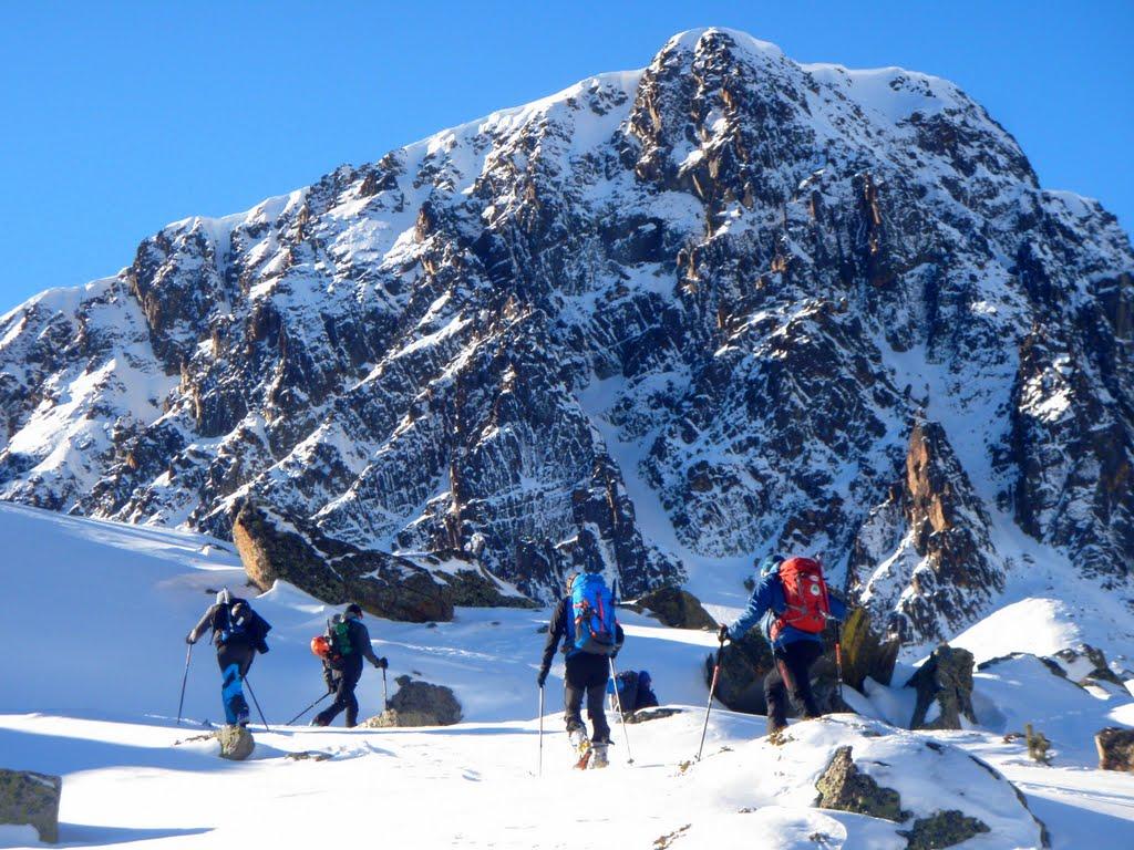 Curso de esquí de montaña/alpinismo. Nivel 3 (Esquí Alpinismo)-Andorra