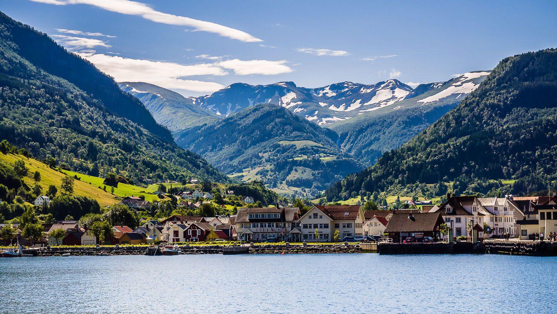 Senderismo en Noruega. Fiordo de los Sueños, Jotunheimen y Jostedalsbreen