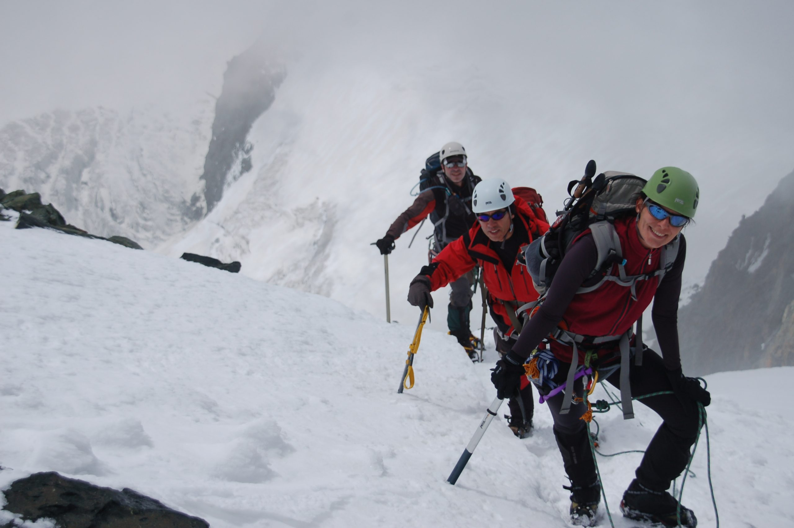 Objetivo Monte Rosa. Semana de alpinismo