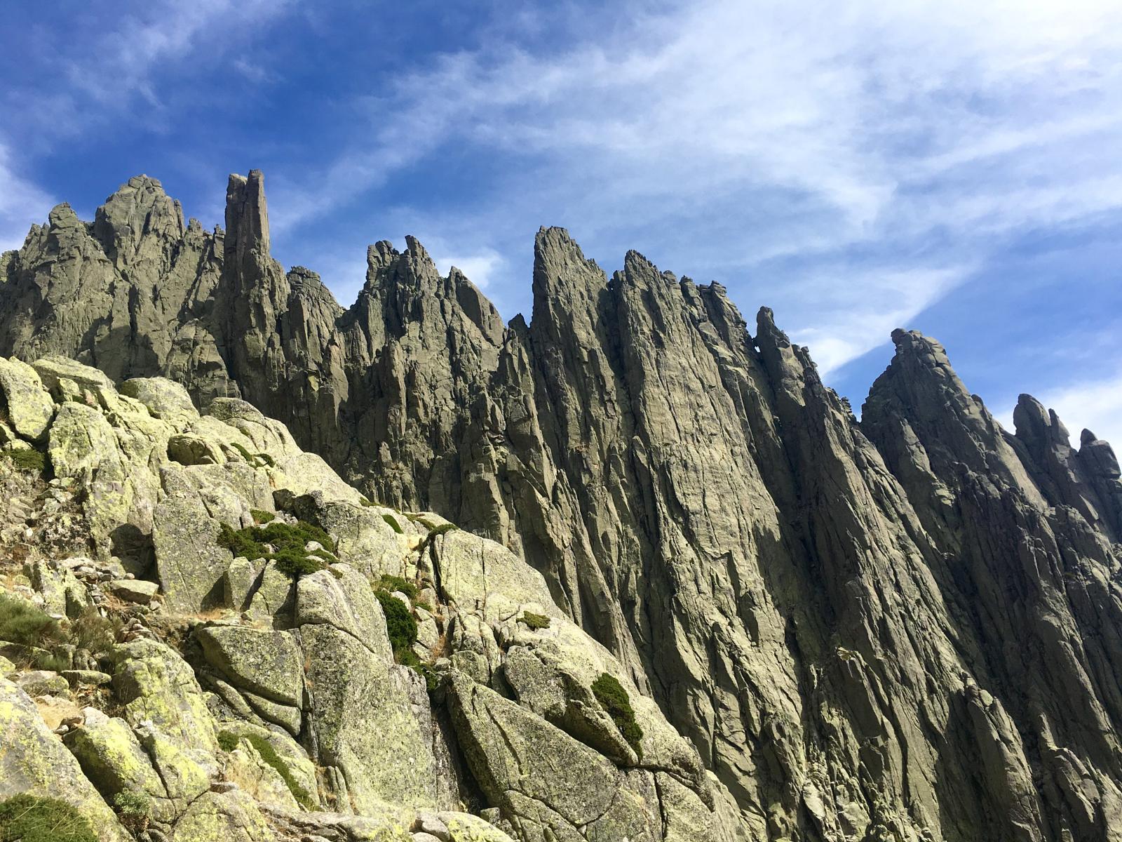 Ascensiones en la Sierra de Gredos