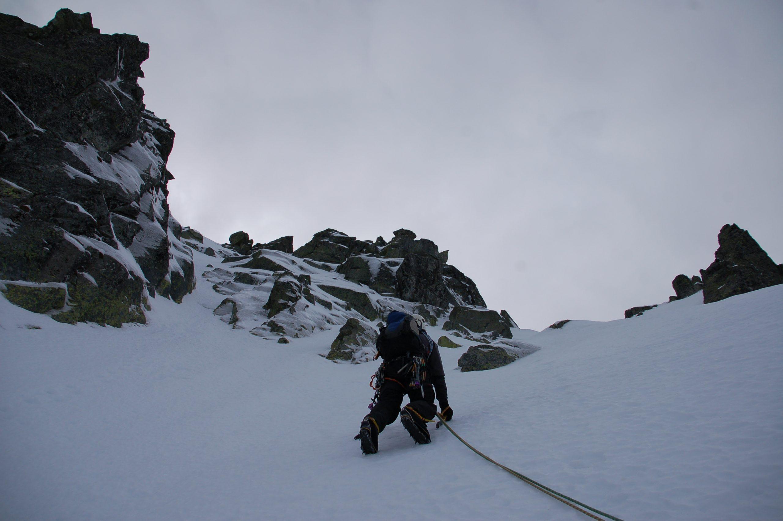 Curso de Alpinismo. Nivel 2 (Avanzado), Pirineo Catalán