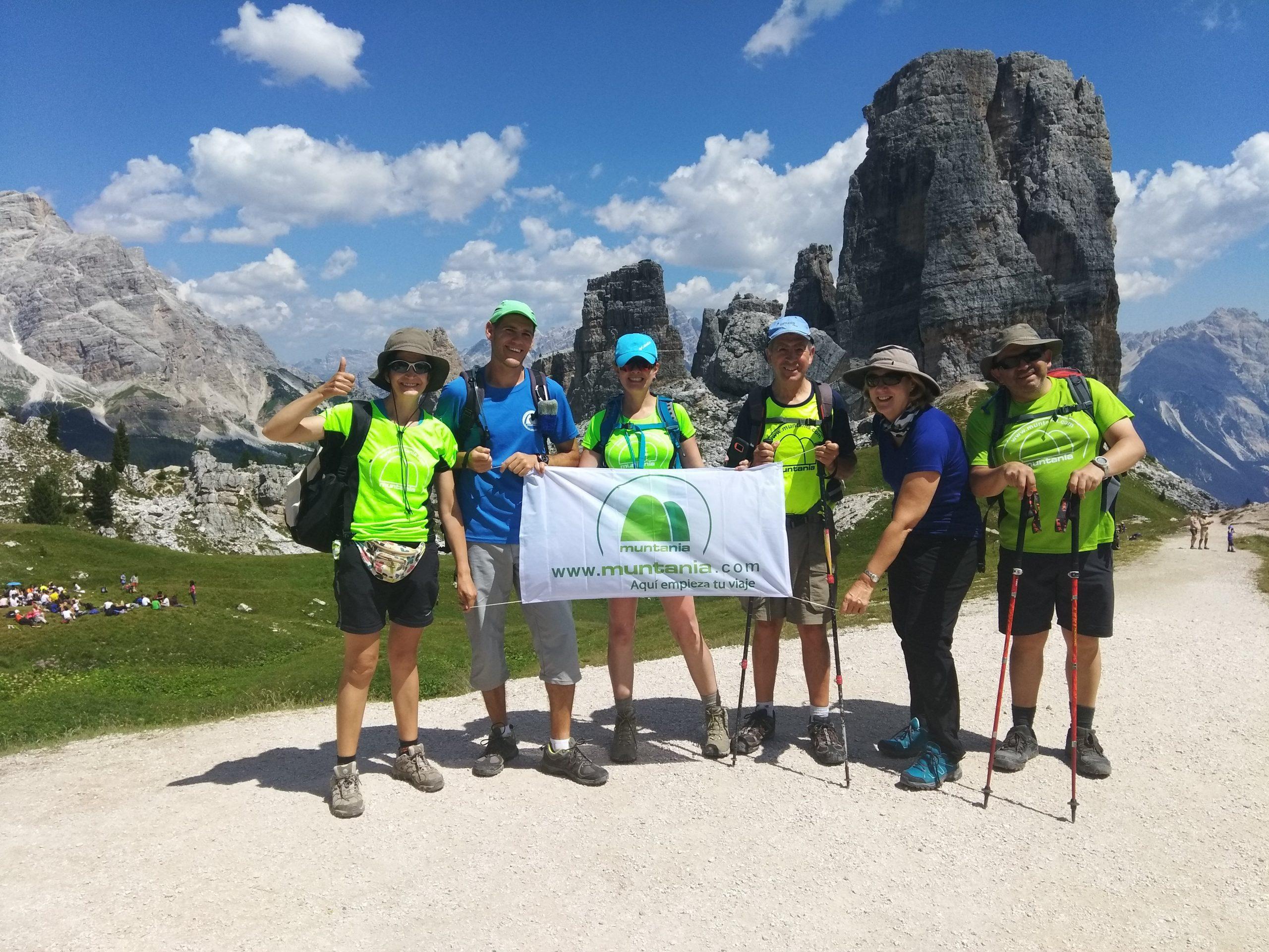 Dolomitas: senderismo suave por las montañas más bellas del mundo