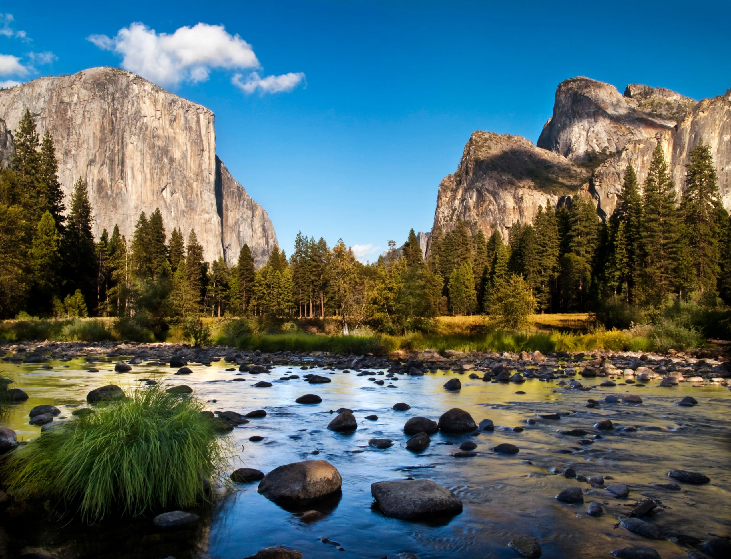 Trekking en EEUU. Parques Nacionales de Yosemite, Grand Canyon y Zion