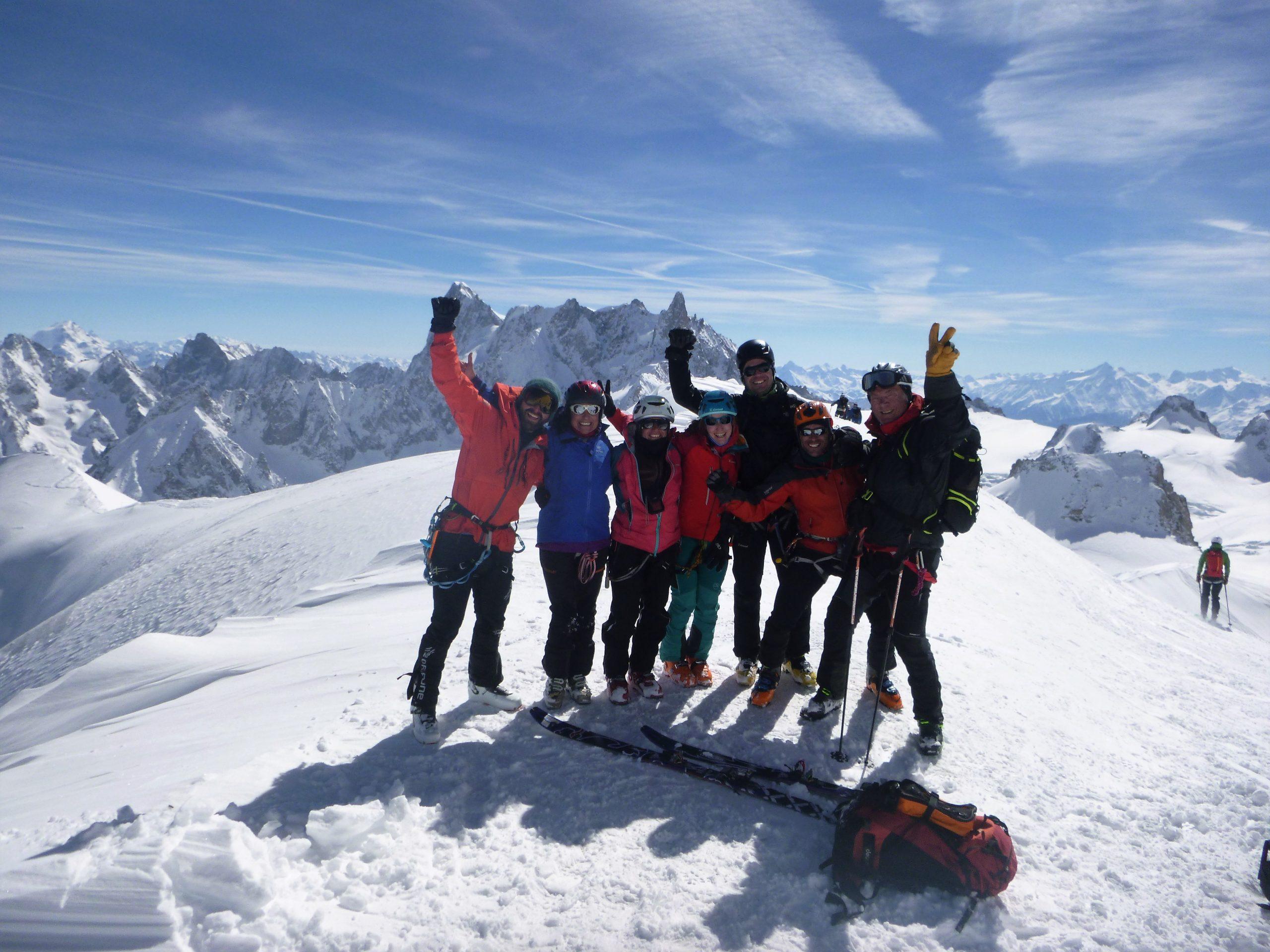 Chamonix – Zermatt: la alta ruta por excelencia