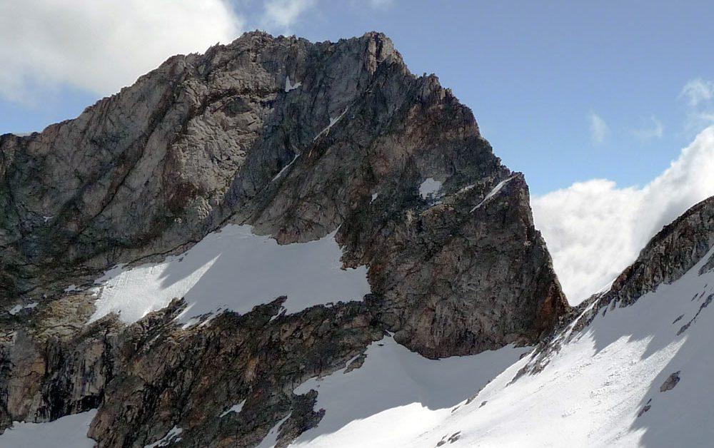 Cresta de los Tres Consejeros al Pic del Neouville