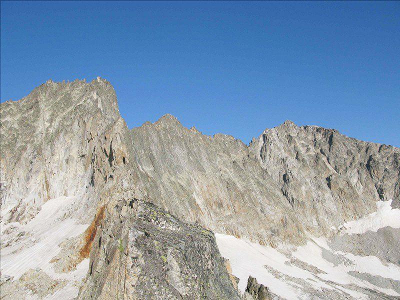 Cresta Salenques-Tempestades. Integral al Aneto