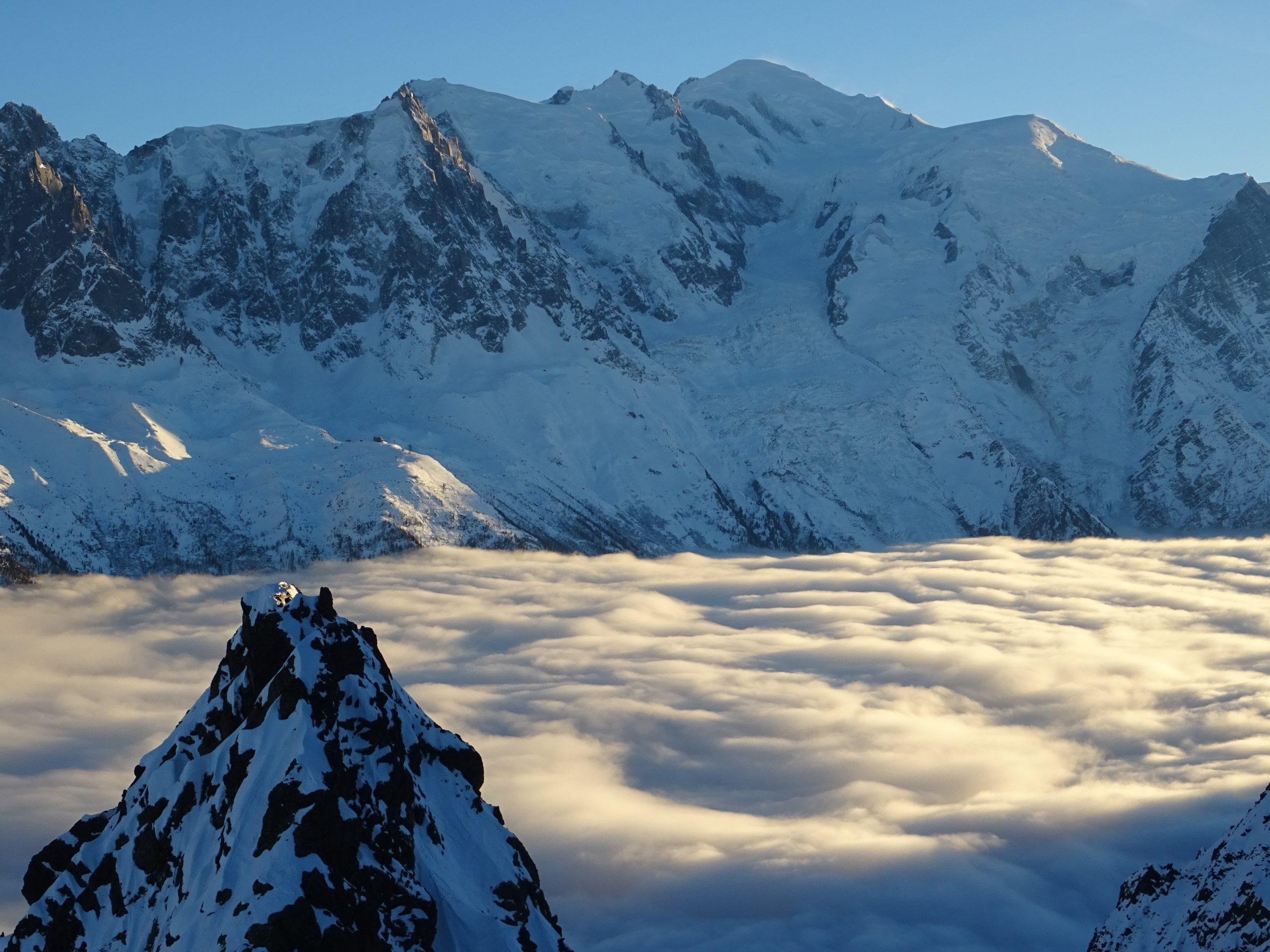 Objetivo Montblanc. Esquí de montaña