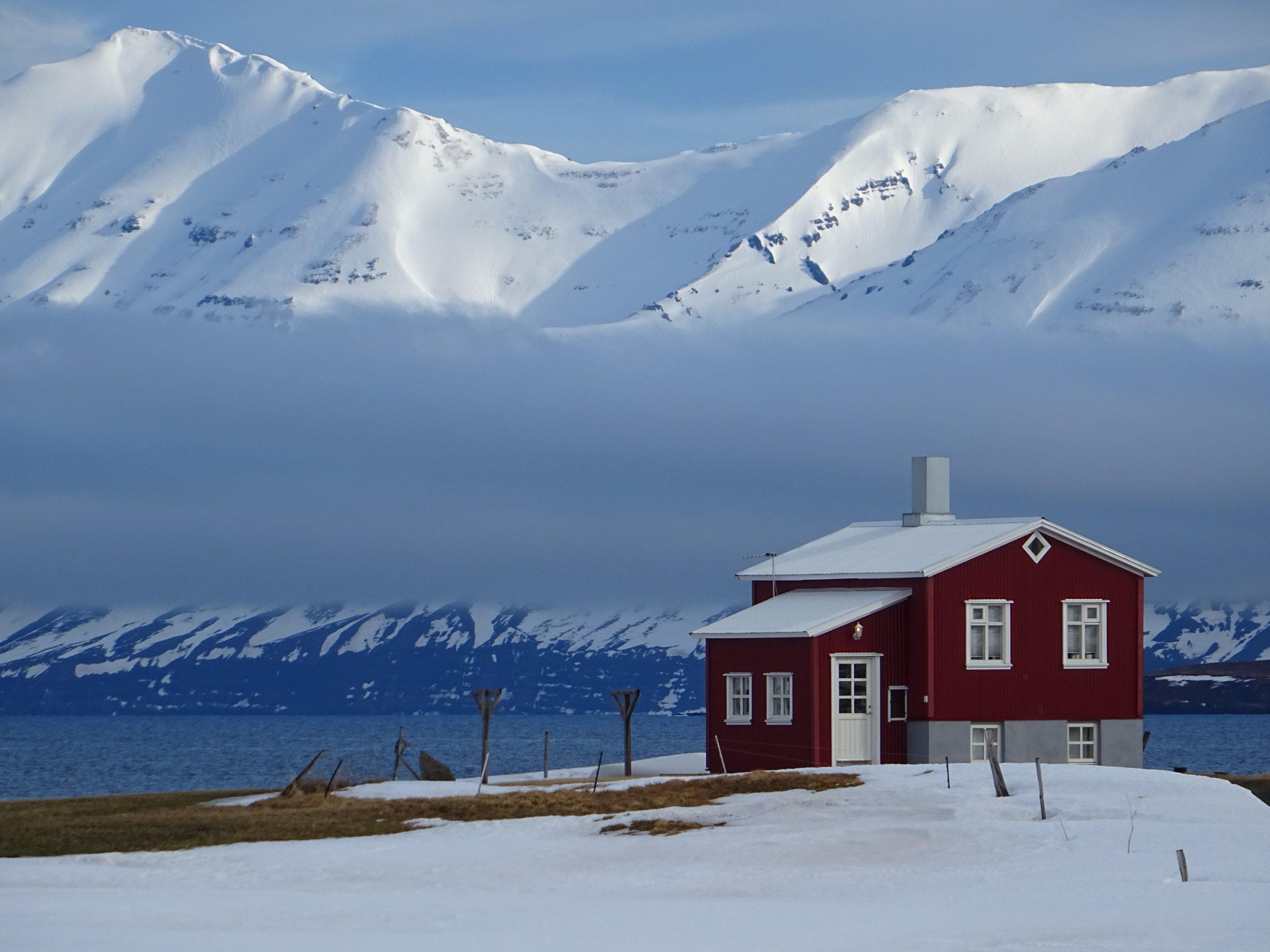Islandia. Ascensiones en la península de Troll