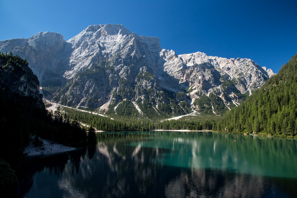 Alta Vía 1. El gran trekking de los Dolomitas