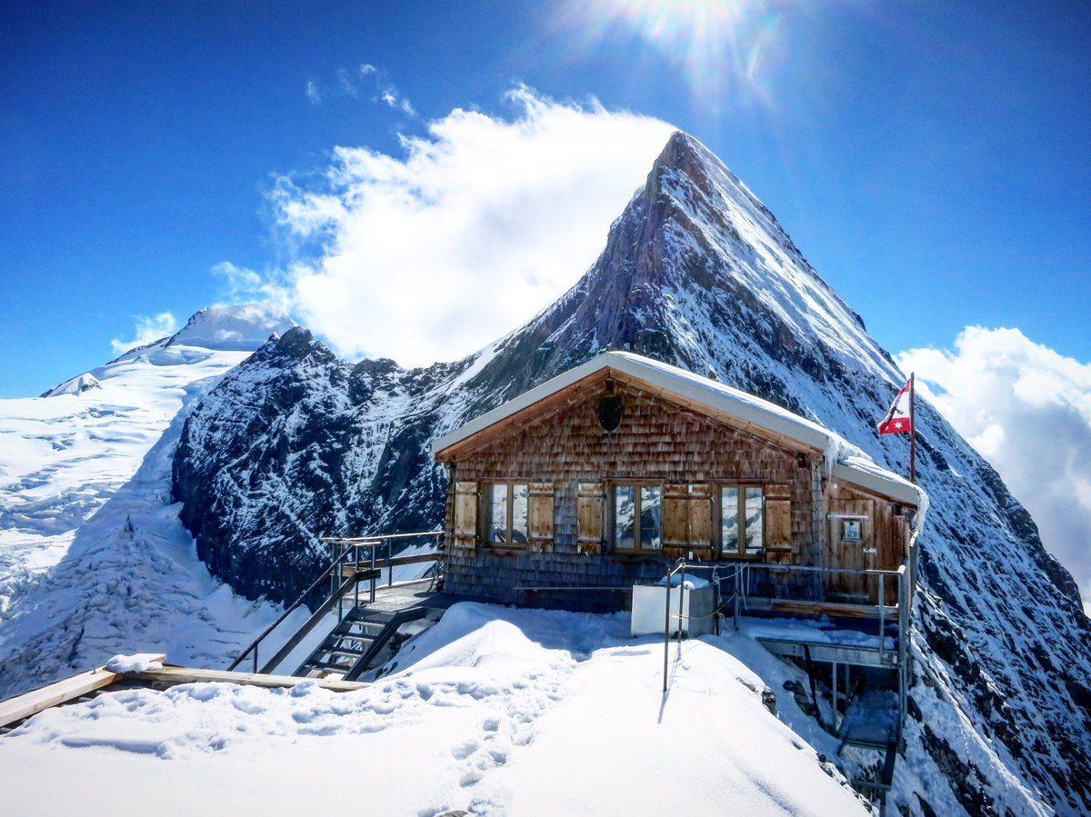 Eiger, Arista Mittellegi. Nieve, hielo y roca.