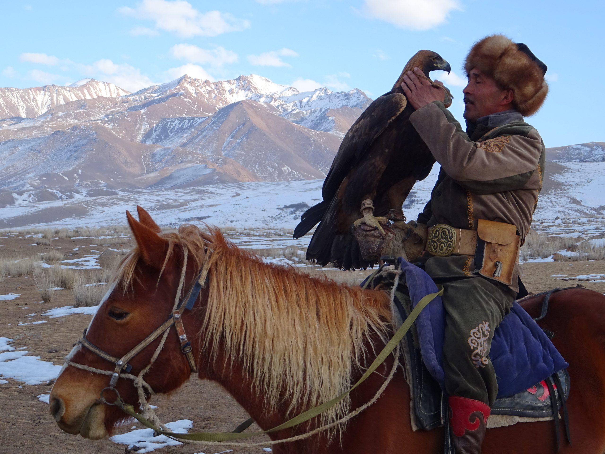 Trekking en Kirguistán. Cordillera del Tien Shan