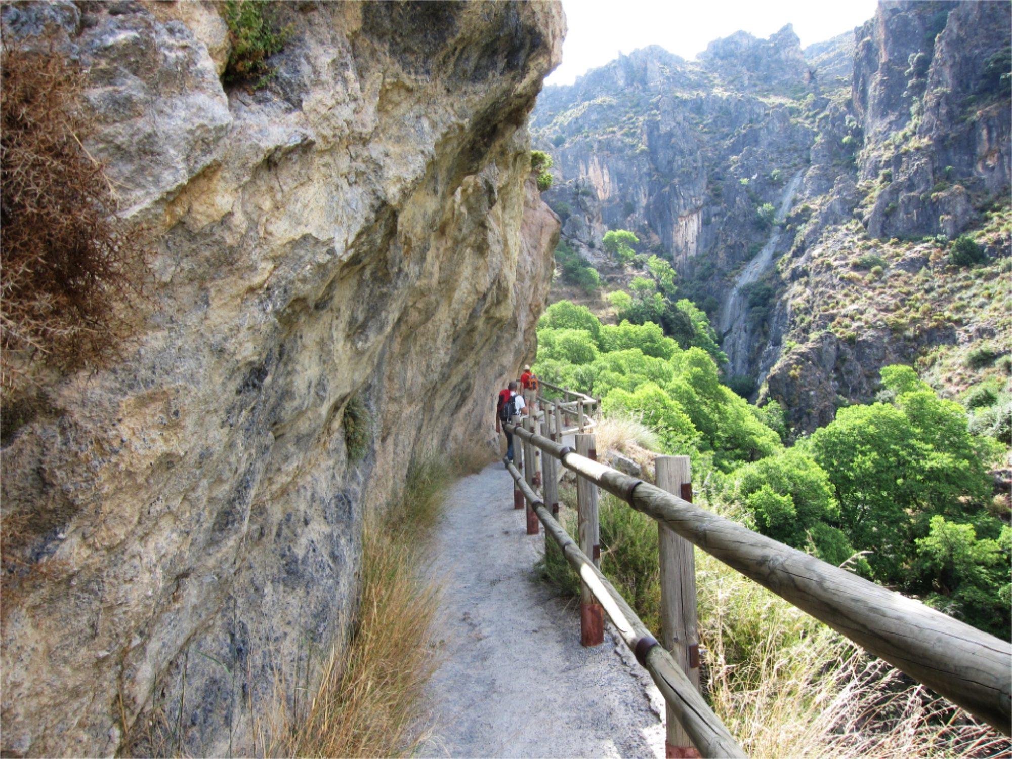 Senderismo en Granada. Sierra Nevada