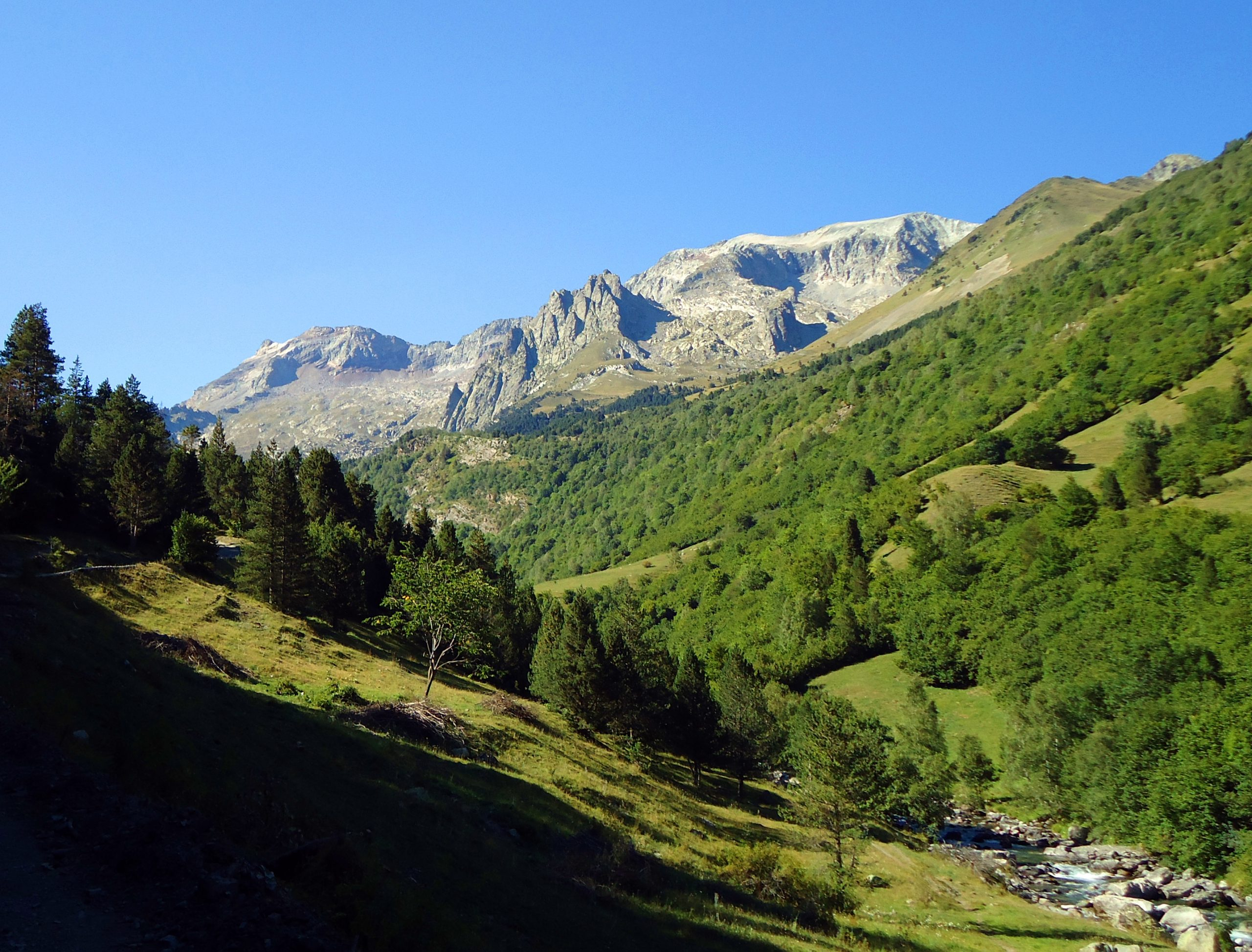 Alta Ruta Perdiguero-Posets. Pirineo Aragonés
