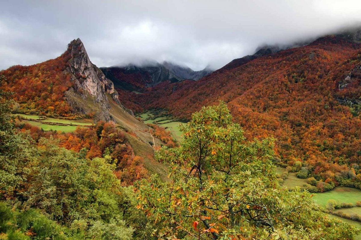 Senderismo en el Parque Natural de Somiedo. Asturias (4 días)