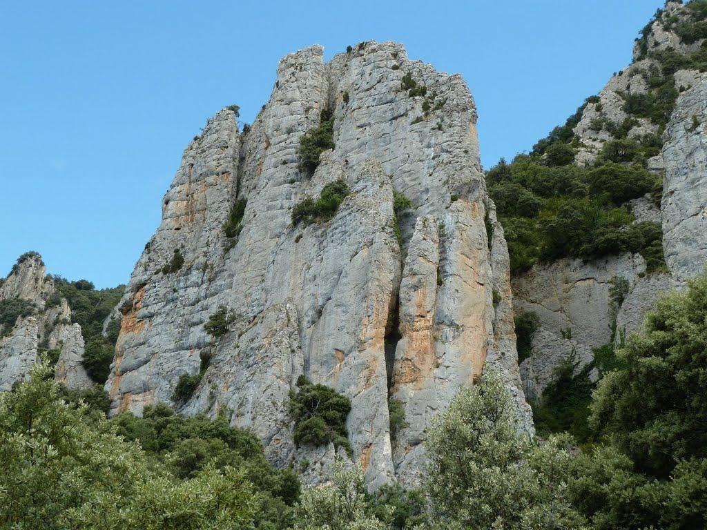 Ferratas en el Pirineo Aragonés. Sorrosal, Foradada del Toscar y Rodellar