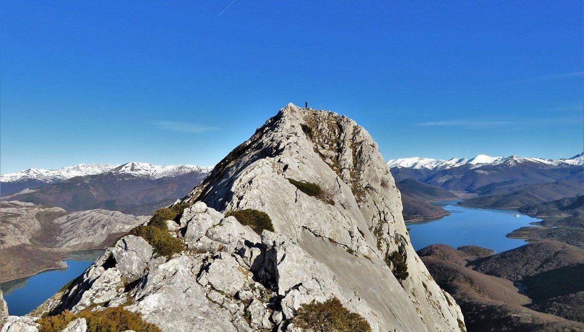Ascensiones en las montañas de Riaño. Cordillera Cantábrica (4 días)