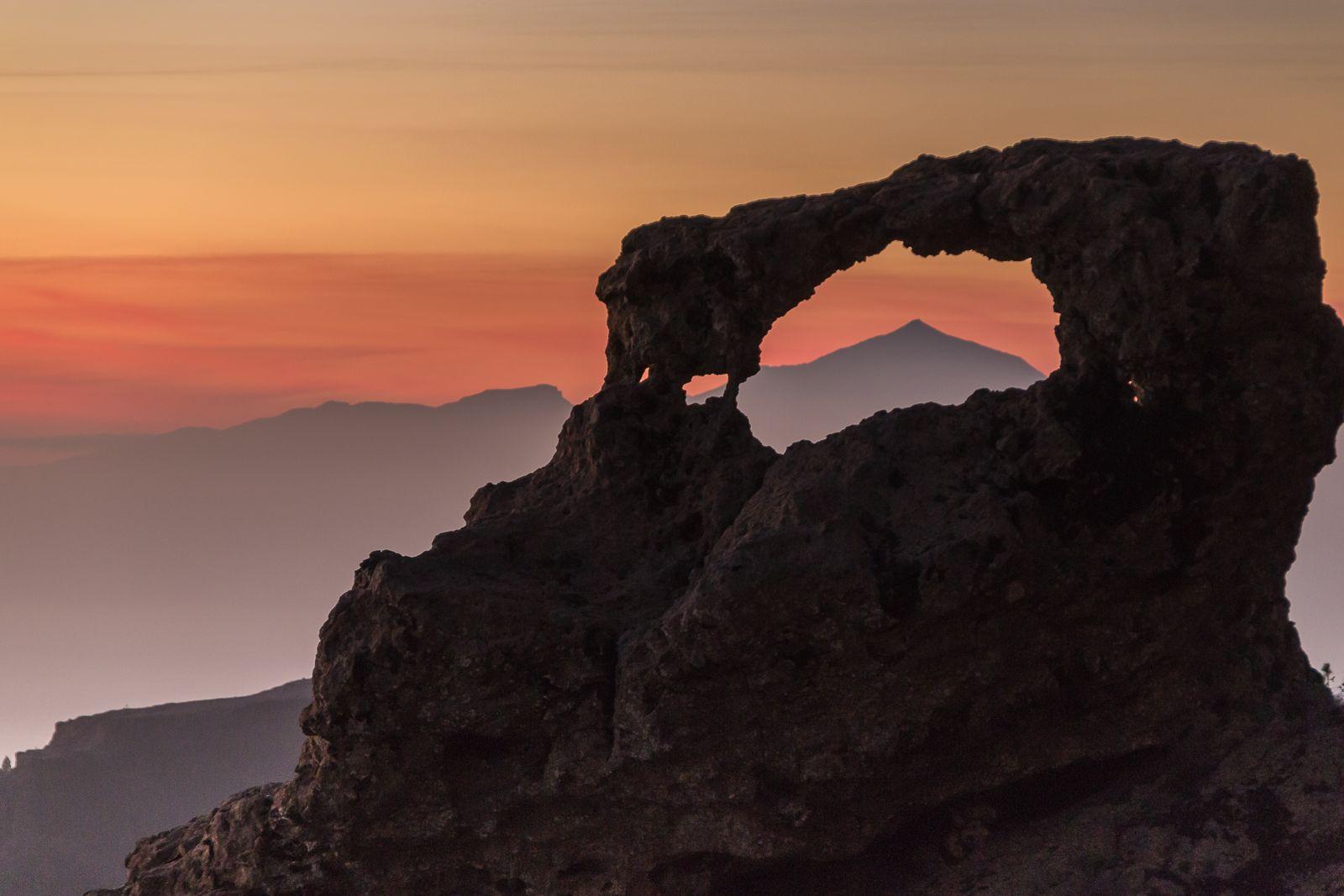 Senderismo en Gran Canaria. Reserva de la Biosfera