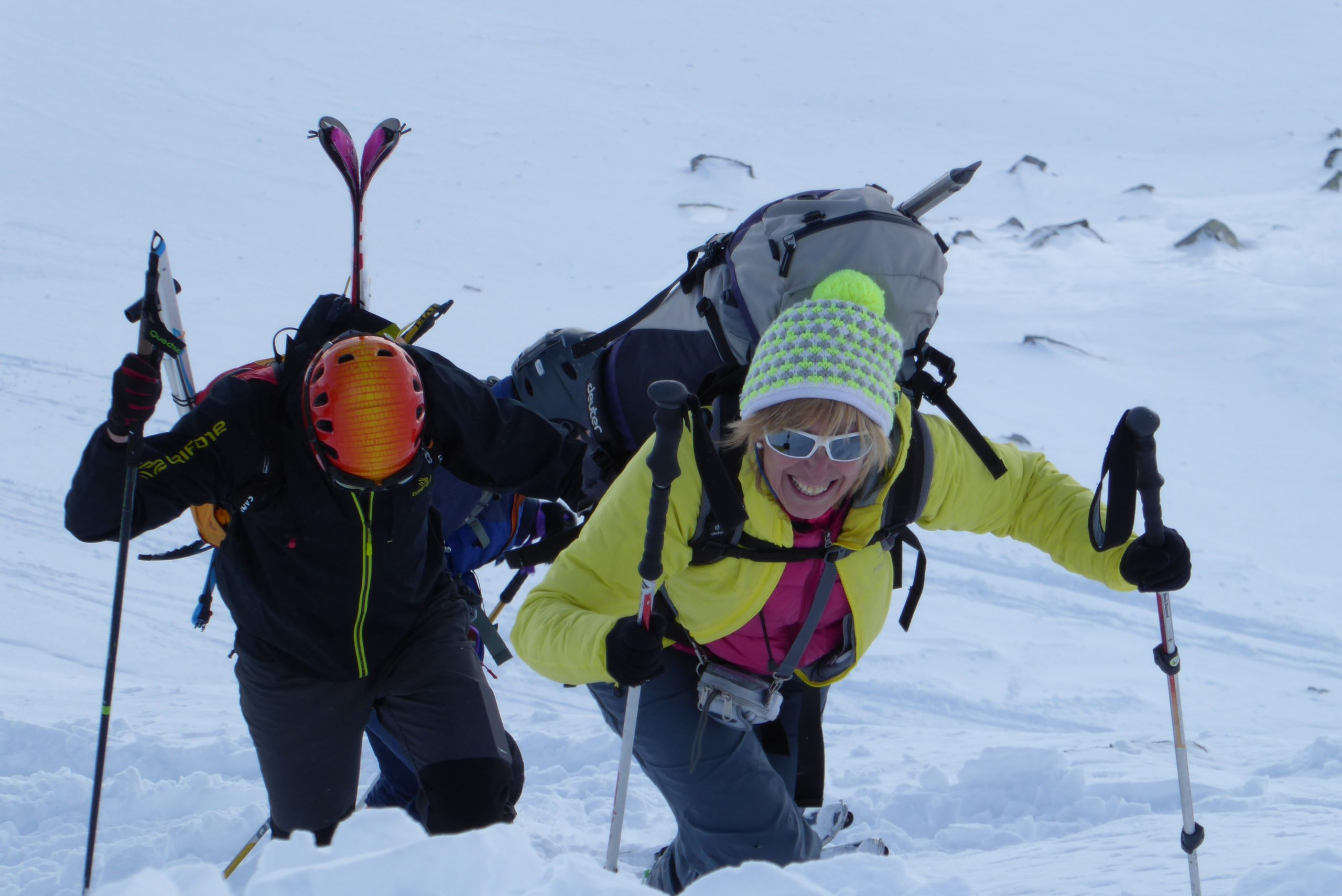 Vuelta a Andorra. Alta ruta de esquí de montaña