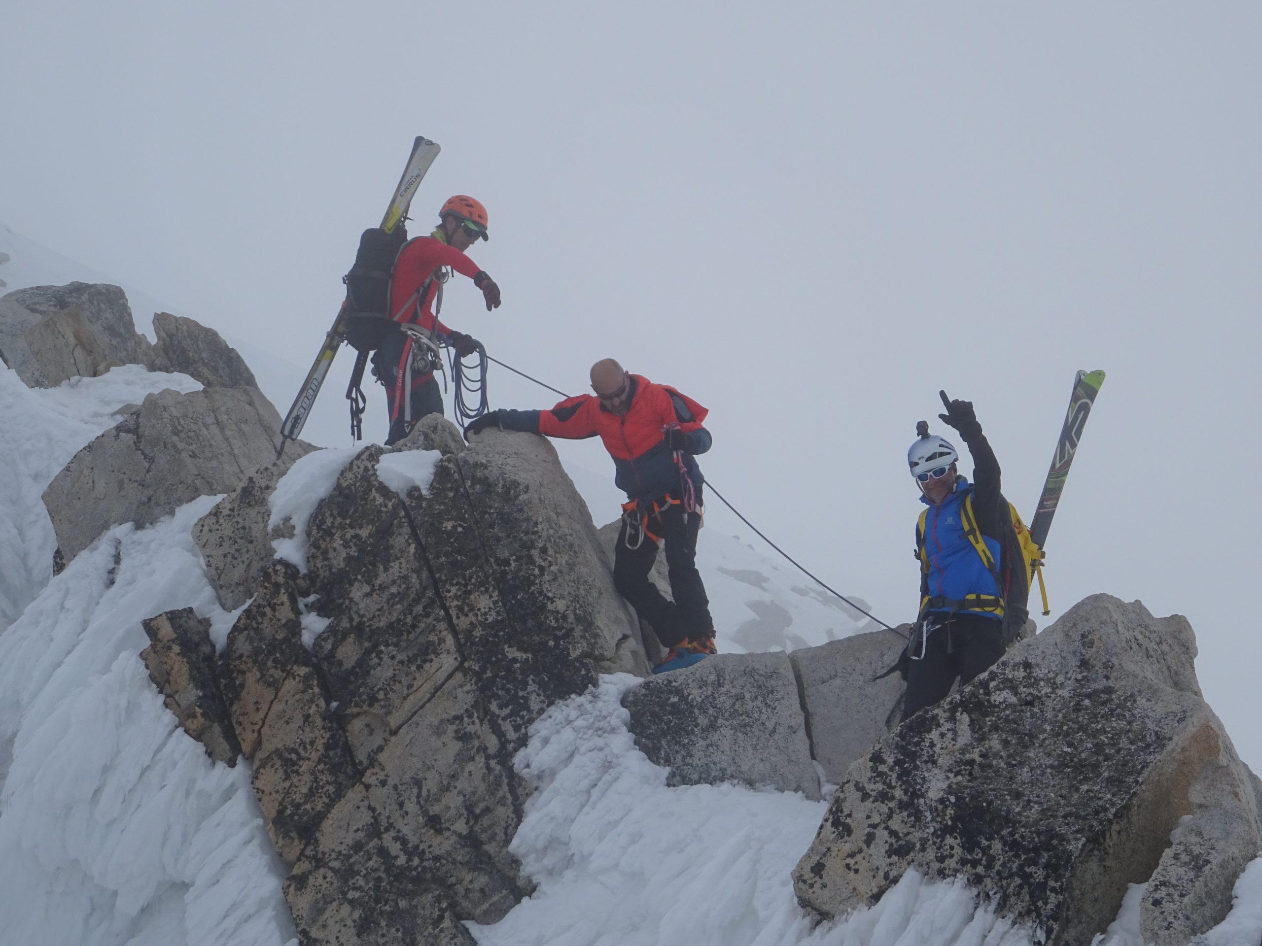Curso de esquí de montaña/alpinismo. Nivel 3 (Esquí Alpinismo)-Pirineo Aragonés