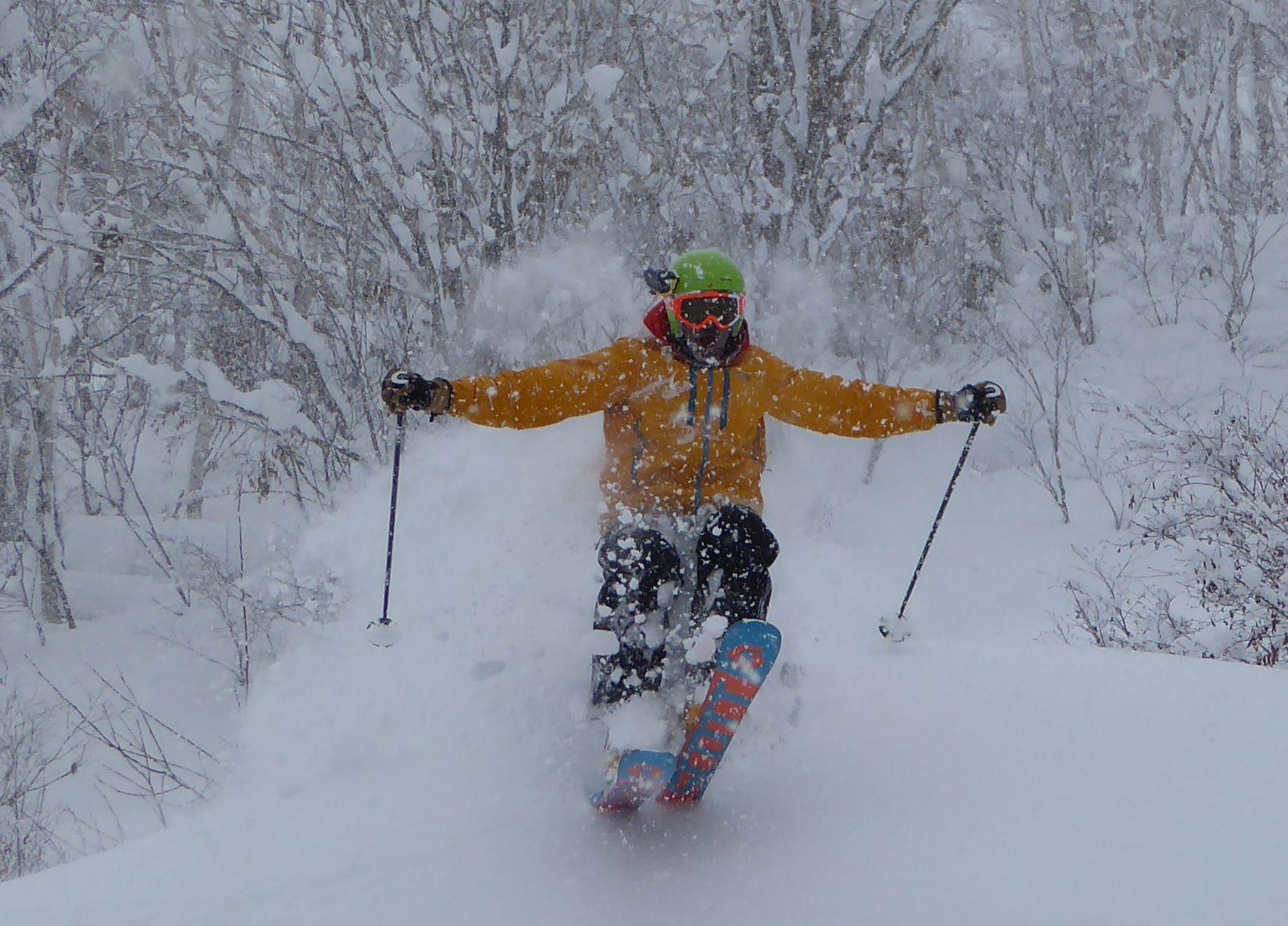 Curso de Esquí Freeride. Pirineos. Fundamentos básicos para el esquí fuera de pista y de montaña.