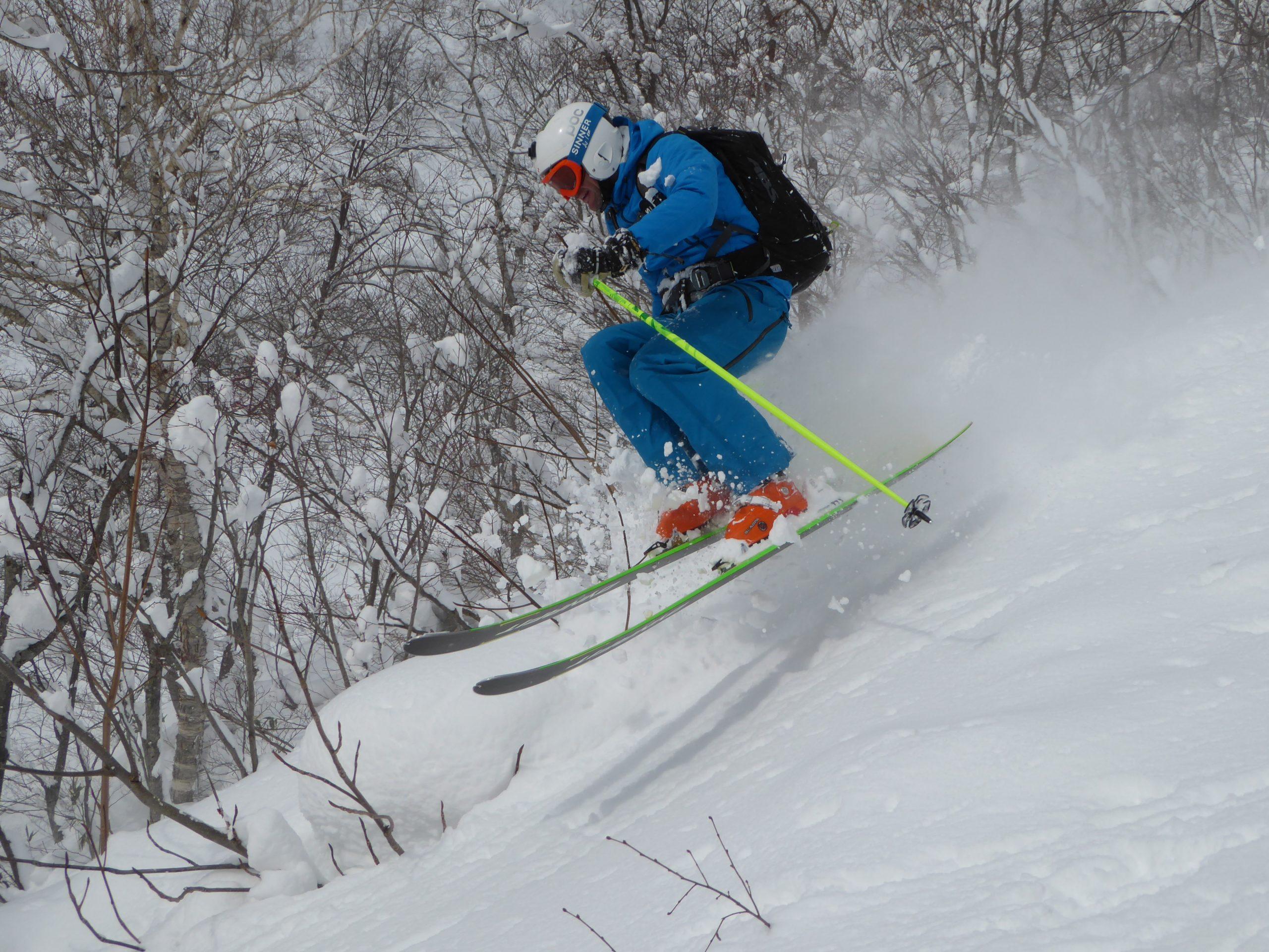 Curso de Esquí Freeride. Sierra Nevada. Fundamentos básicos para el esquí fuera de pista y de montaña.