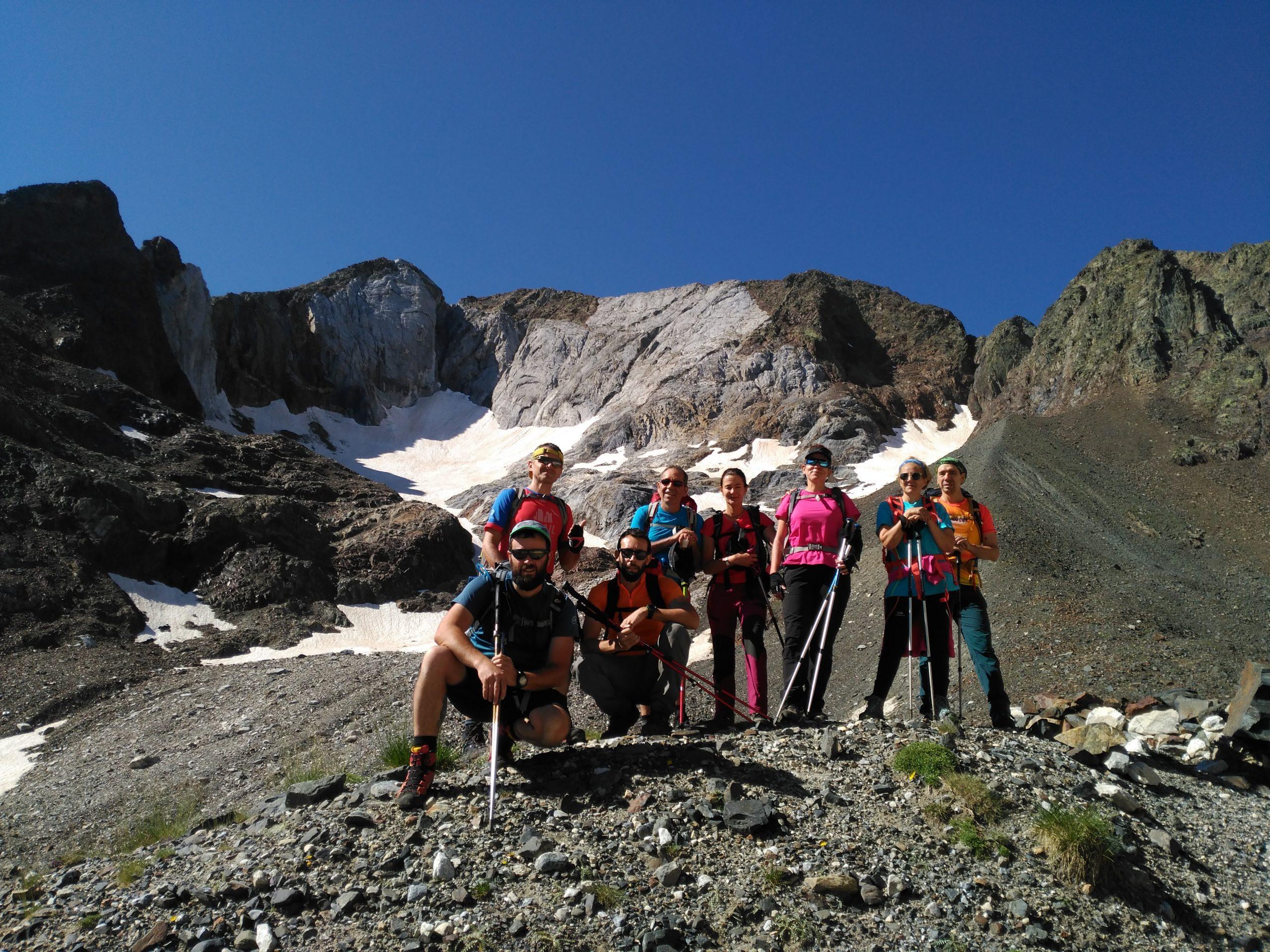 Alta Ruta de Panticosa, Pirineos. Trekking del Valle del Tena.