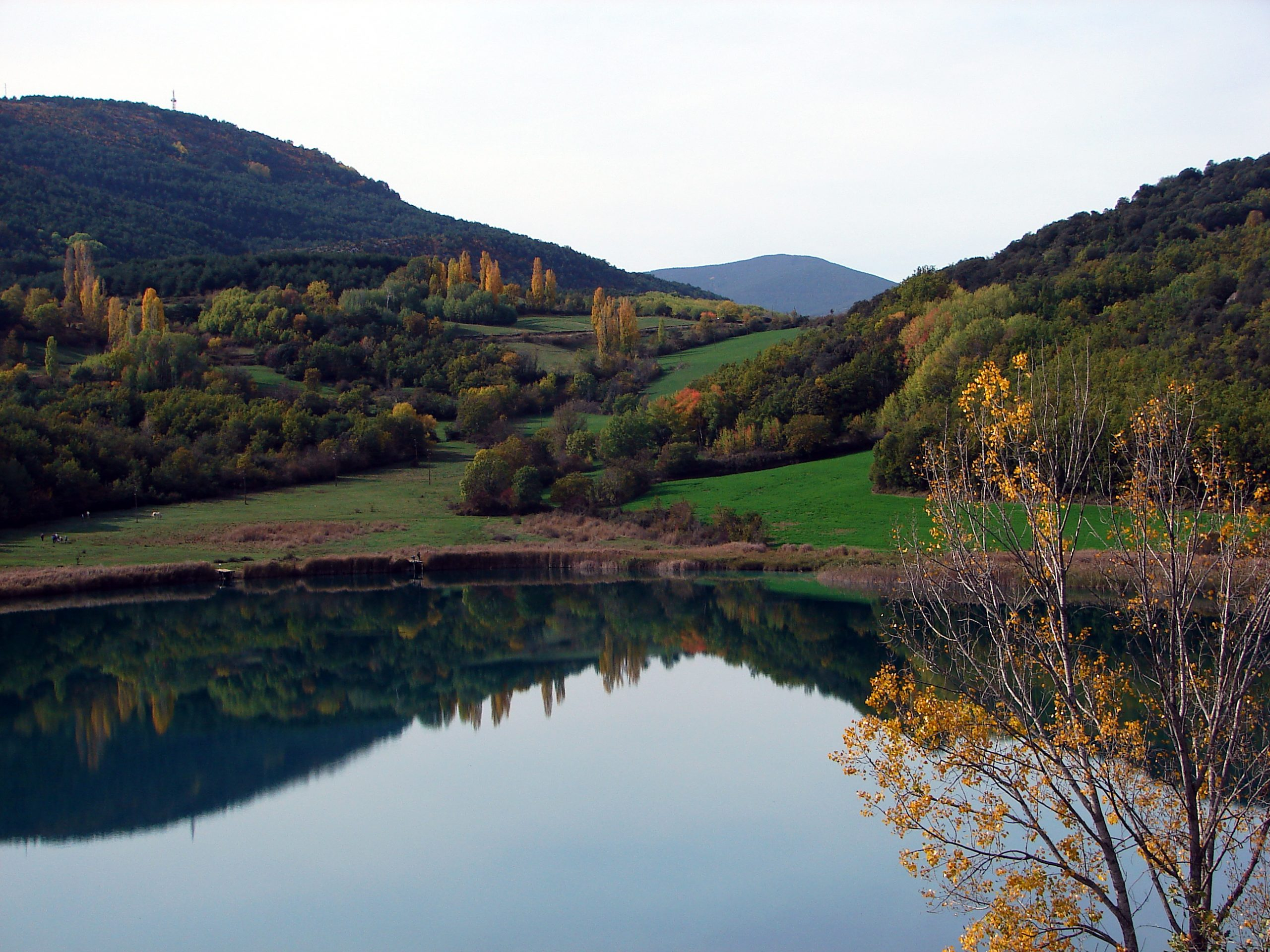 El Cinqué Llac. Travesía por el Pallars y la Alta Ribagorza.