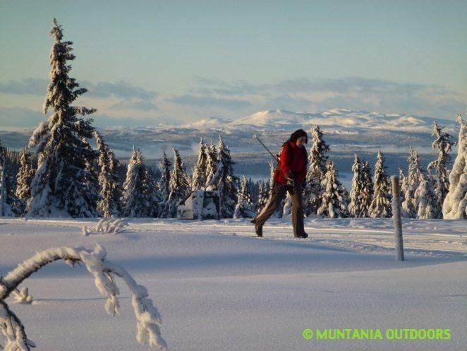 Peer Gynt Loipe. Travesía en Noruega con esquís de fondo.