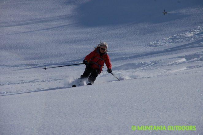 Esquí de Montaña en las Rocky Mountains, Colorado-EE.UU.