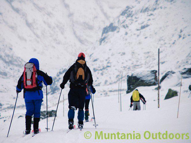 Rondane: esquí de backcountry en Noruega